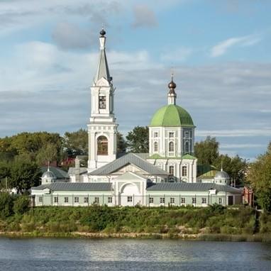 Свято-Екатерининский монастырь в Твери