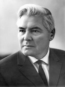 Будаговский Валентин Иванович