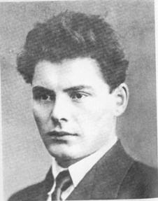 В. И. Будаговский в год окончания института