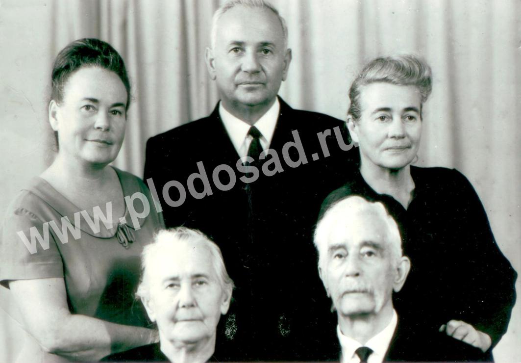 Семья Черненко1