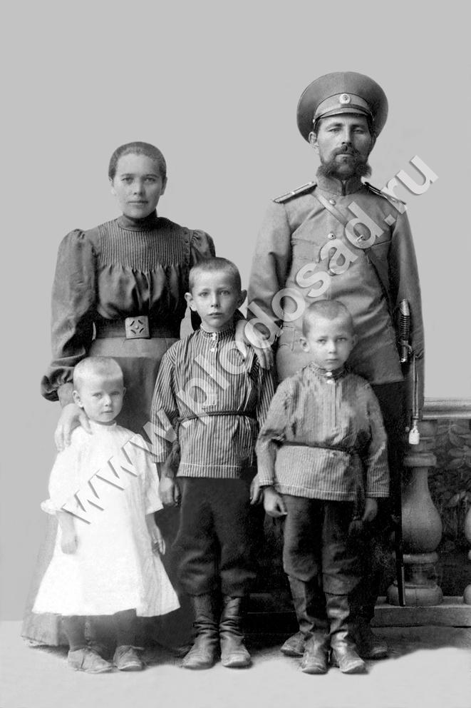 Семья Черненко5