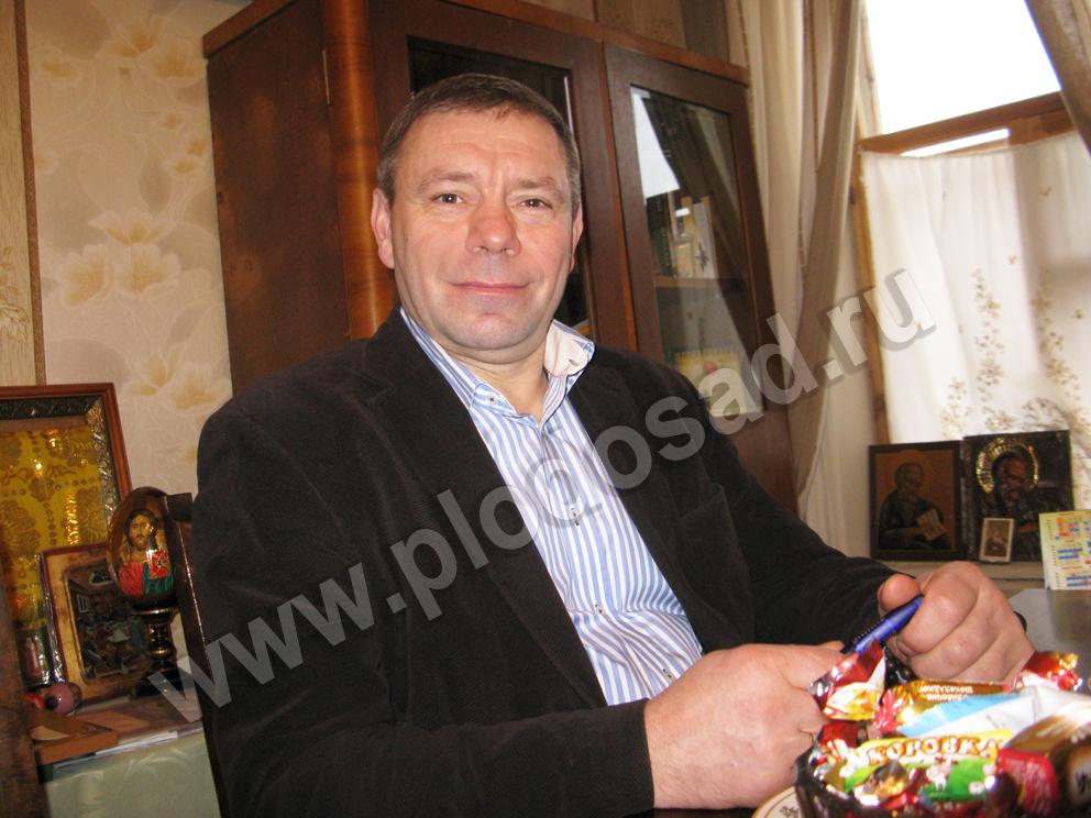 Глава Калязина
