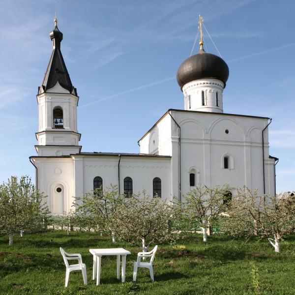 Вид Оршина монастыря