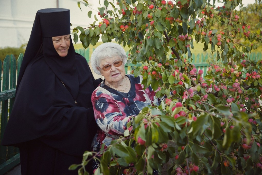 Вознесенский Оршин монастырь. Райское яблочко 10 лет спустя