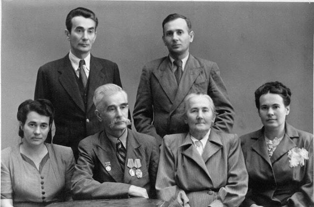 Семья Черненко