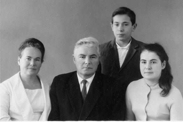 Семья Будаговских