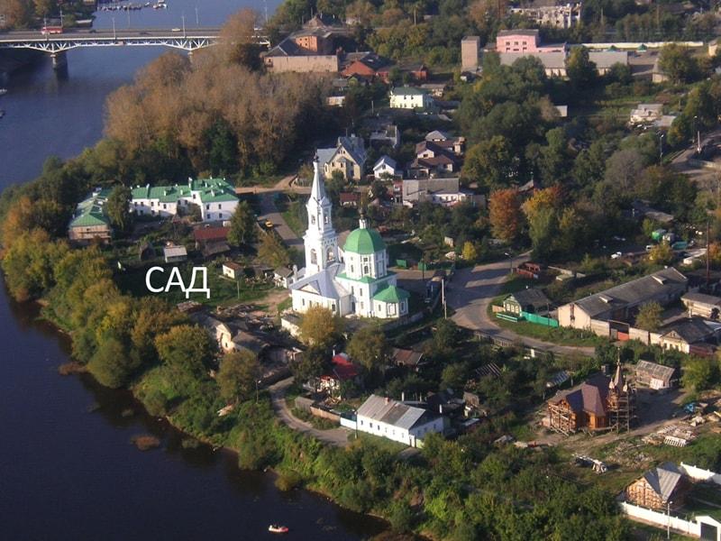 Свято-Екатерининский монастырь: сад-храм