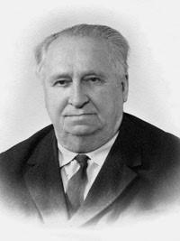 Основатель питомника Александр Сергеевич Яблоков (1897-1971)