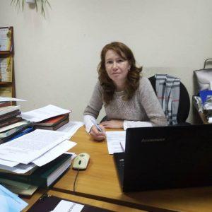 Директор селекционной станции садоводов Татьяна Слепнёва
